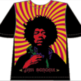 Jimi Hendrix : Swirl Big Print