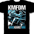 KMFDM : A Drug Against War