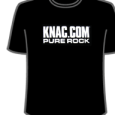 KNAC.COM : Logo (Black)