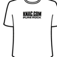 KNAC.COM : Logo (White)