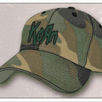 Korn : Full Camo Print