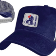 Limp Bizkit : Navy Grey Ottom Truck Cap