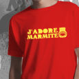 Marmite (Love) : J Adore (Yellow Print)
