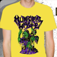 Municipal Waste : Toxic Wizard (Yellow)