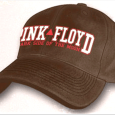 Pink Floyd : Dark Side Logo Brown Washed