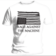 Rage Against The Machine : Wrecked Flag