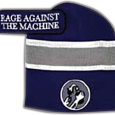 Rage Against The Machine : RATM Navy Beanie
