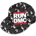 Run-DMC : Flatbill Ful Printing With Logo