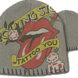 Rolling Stones : Thick Cotton Washed