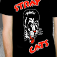 Stray Cats : 2-Line Logo
