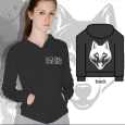 Scouting For Girls : Scouting For Girls - Wolf Hoodie
