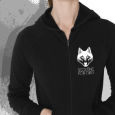 Scouting For Girls : Scouting For Girls - Wolf Logo Hoodie