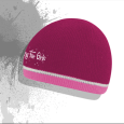 Scouting For Girls Wolfclub : Pink Hat Logo
