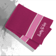 Scouting For Girls Wolfclub : Pink Scarf Logo