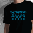The SheBeats : NEON (Black)