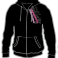 Shiny Toy Guns : Pilots Hoodie