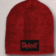 Slipknot : Red Ribbed Logo