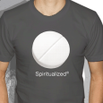 Spiritualized : Pill (Dark Grey)