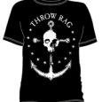 Throwrag : Skull & Anchor