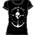 Throwrag : Skull & Anchor (Girls)