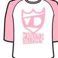 Violent Delight : Logo Girls (Baseball)