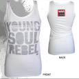 Warchild : Young Soul Rebel (White Tank)
