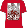 Youth Attack : Dont Look Back (Red)