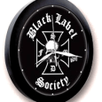 Black Label Society : Wall Clock