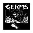 Germs : Skeleton In Leather