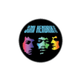 Jimi Hendrix : Coloured Faces