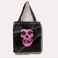Misfits : With Pink Skull (Black)
