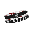 Misfits : Black White Red Logo On The Back