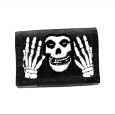 Misfits : Velcro Wallet