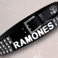 Ramones : Ramones Studded Belt