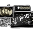 Sex Pistols : Printed Chain Wallet