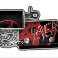 Slayer : Black/Red Wallet