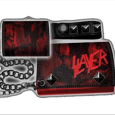 Slayer : Red/Black Logo