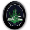Sublime : Pot leaf