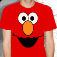 Sesame Street : Elmo Face