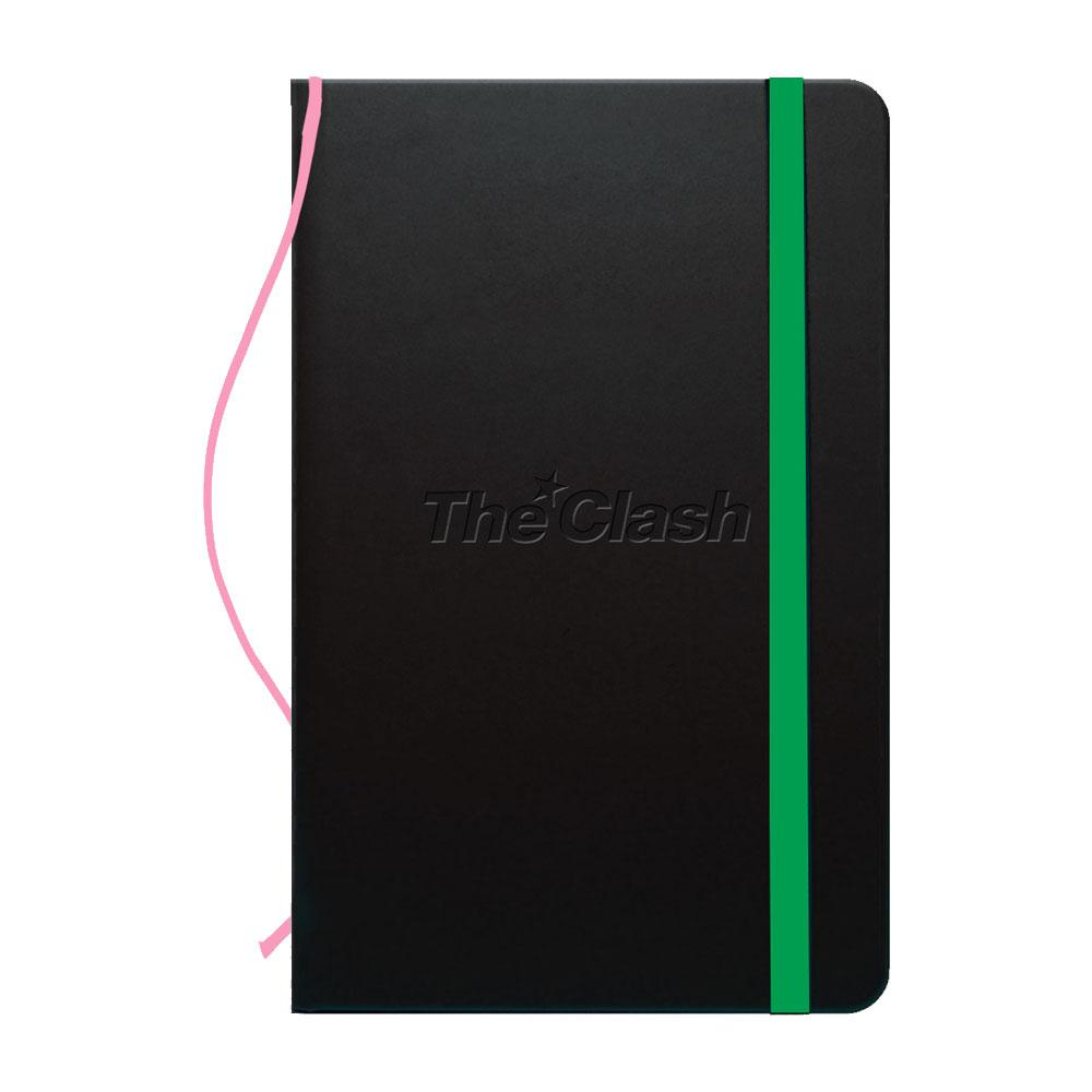 The Clash - The Clash A5 Notebook