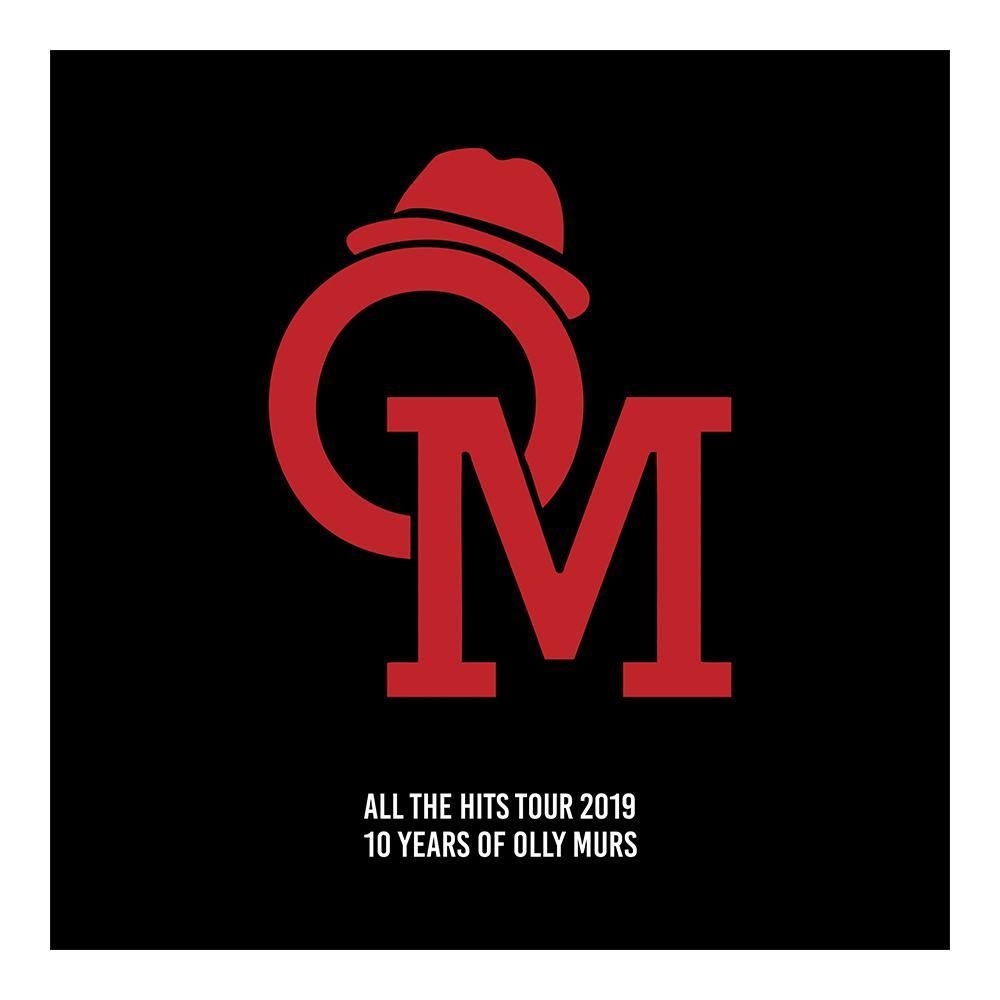Olly Murs - All the Hits 2019 Tour Programme
