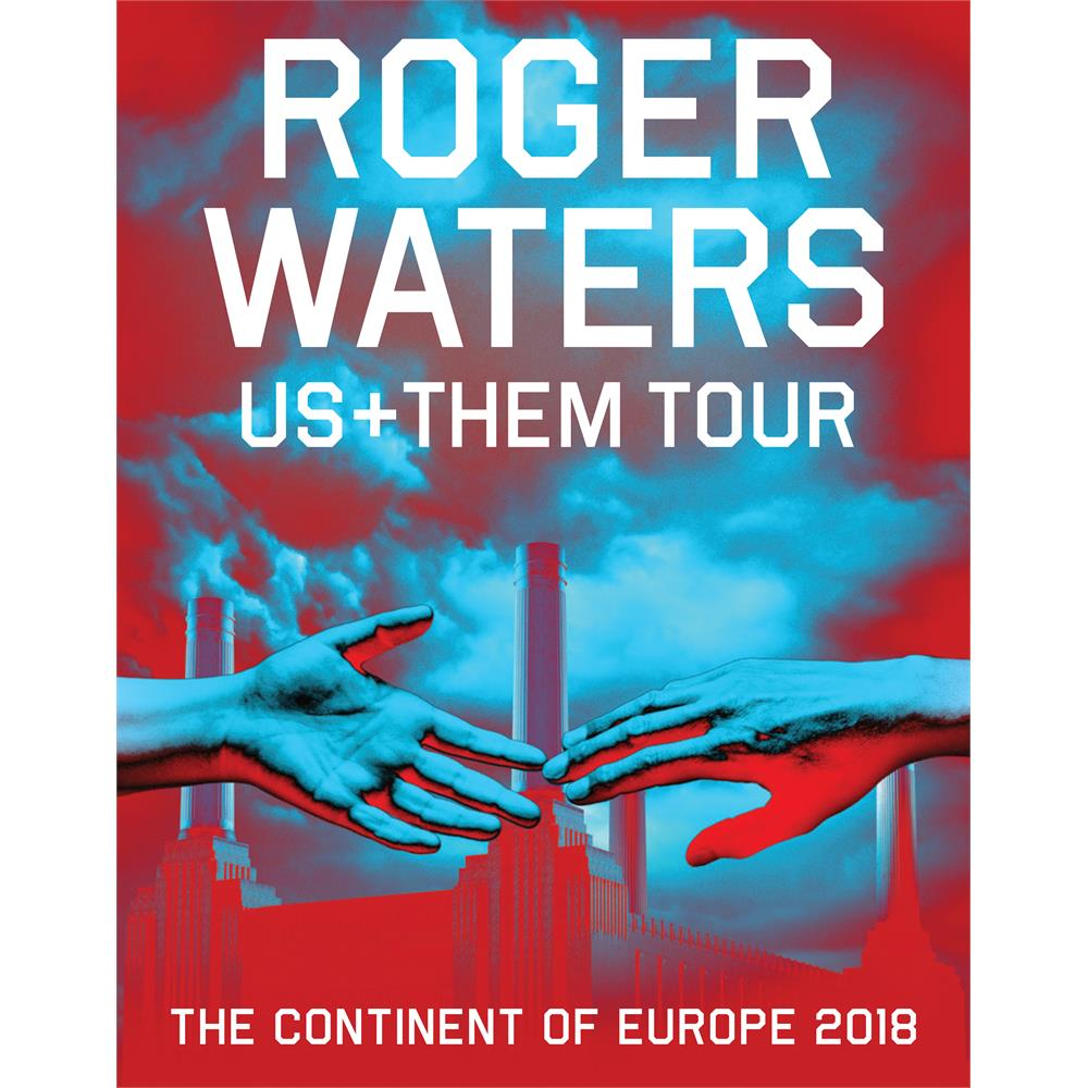 Roger Waters - Us & Them Tour Programme