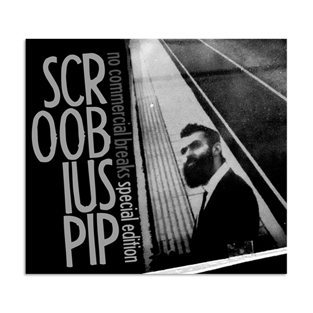 Scroobius Pip - No Commercial Breaks: 2CD Special Edition