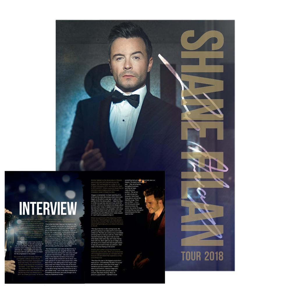 Shane Filan Shane Filan Programme