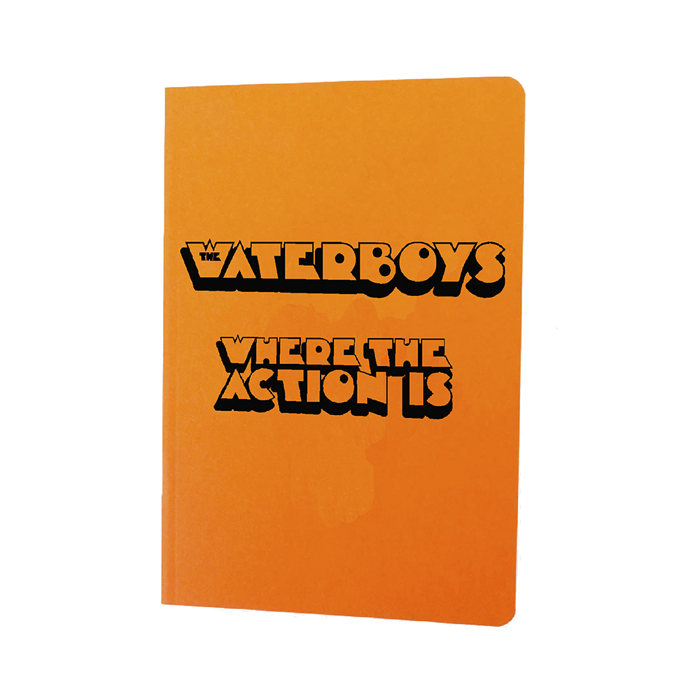 The Waterboys - Notebook