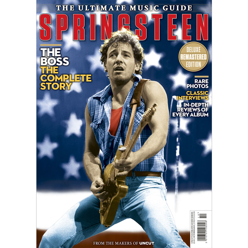 Uncut - Bruce Springsteen - Bookazine