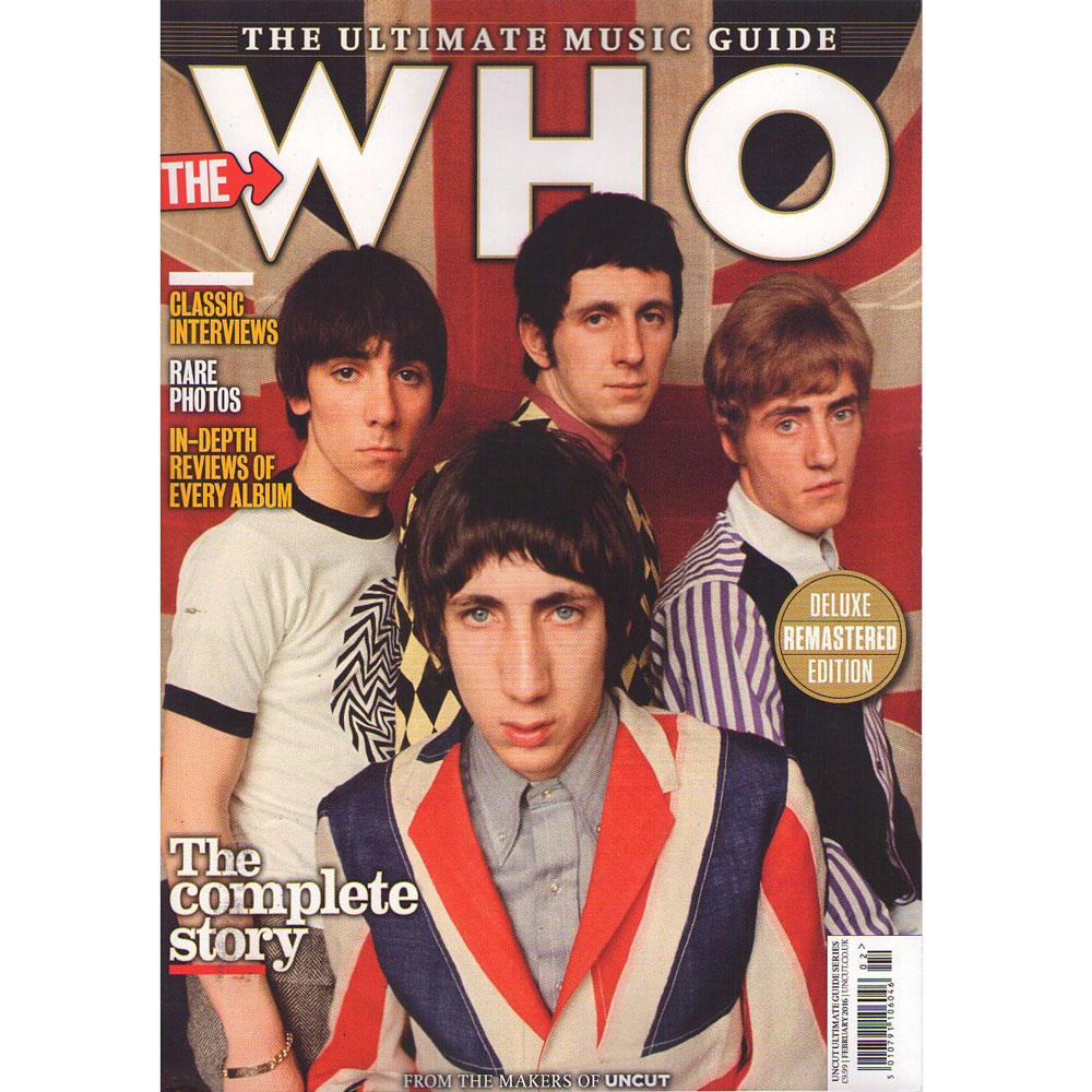Uncut - The Who - Ultimate Music Guide