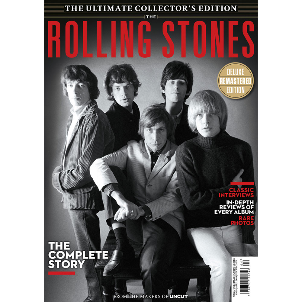 Uncut - The Rolling Stones - Bookazine