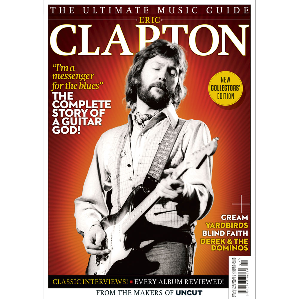 Uncut - Eric Clapton - Ultimate Music Guide