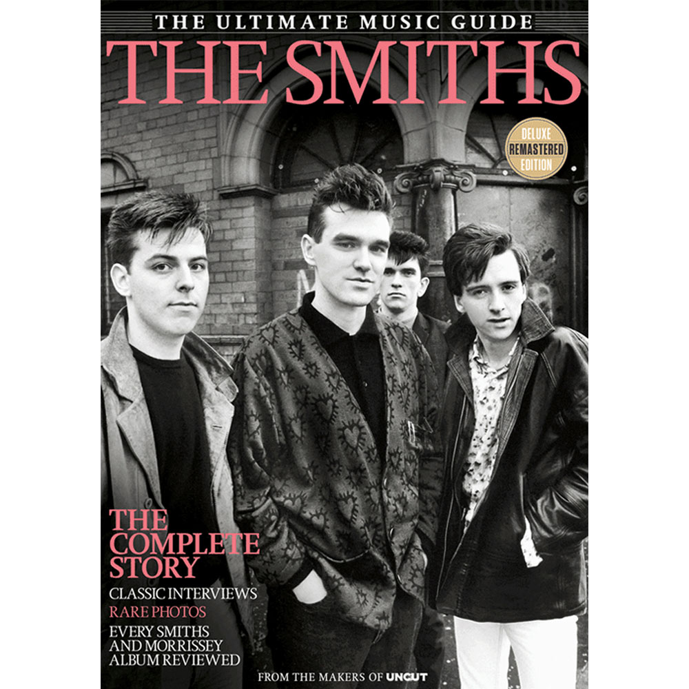 Uncut - The Smiths - Bookazine